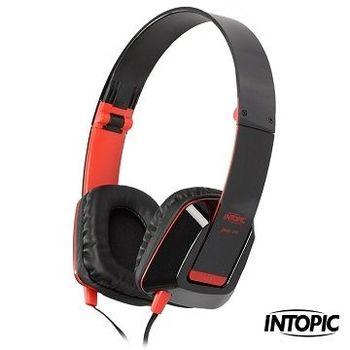 INTOPIC 廣鼎-全功能型高音質耳麥 JAZZ-510