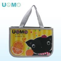 UnMe  可愛防水多功能便當袋2入(黃色)