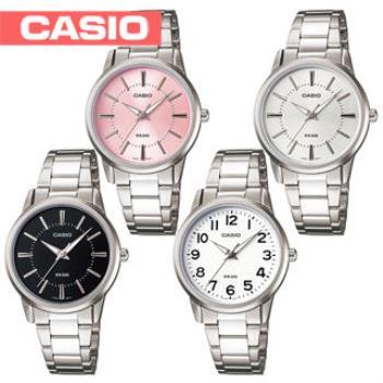 【CASIO 卡西歐】粉領階級/上班族/淑女石英腕錶-附錶盒(LTP-1303D)