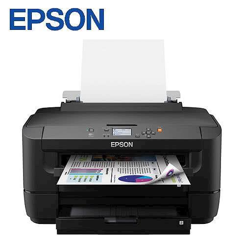 EPSON WorkForce WF-7111 無線雙面A3+設計專用印表機