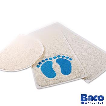 【Baco】歐美熱銷乾濕兩用防滑墊