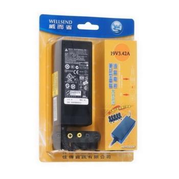 WS 威而省 筆電/LCD 交換式電源變壓器(19V3.42A)