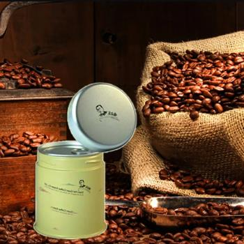 山海觀咖啡莊園 麝香蜜咖啡豆150g x1罐 不含木盒