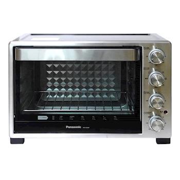 【Panasonic國際牌】32L雙溫控/發酵烤箱送食譜 NB-H3200