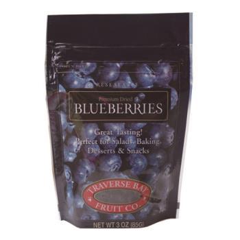 特拉佛斯天然整顆藍莓乾(85g/包) x8包