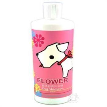 【FLOWER】花狗天然潔淨系列寵物沐浴精 - 輕柔舒爽配方 500ml