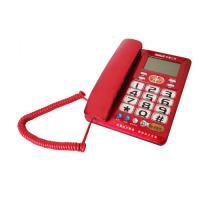【SANLUX台灣三洋】來電顯示有線電話機 TEL-837(三色可選)