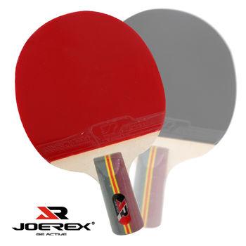 《JOEREX》二星殺手短柄雙反膠乒乓球拍/桌球拍J211-2入1組