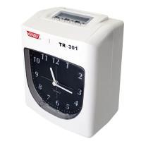 【VERTEX世尚】六欄位微電腦智慧型打卡鐘 TR-301