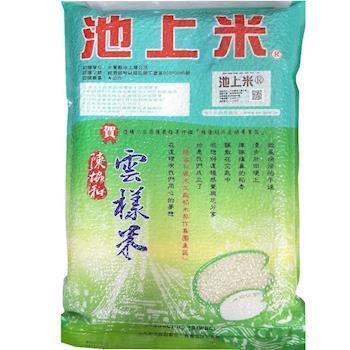 【陳協和池上米】雲樣米(4公斤x3包)