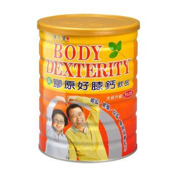 【合家健寶】膠原好膝鈣飲品850g (2罐)