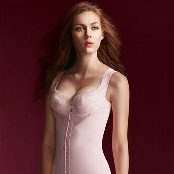 【華歌爾】MILD系列64-82美姿極塑衣(粉紅晶)