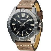 Timberland 探險潮流時尚休閒錶 TBL.14532JSU/02 黑x咖啡