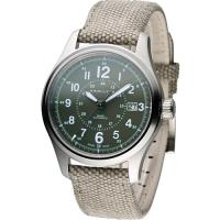 漢米爾頓 Hamilton 卡其飛行先鋒機械腕錶 H70595963 帆布