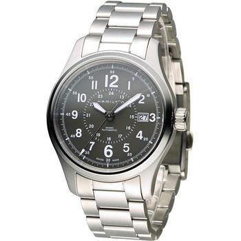 漢米爾頓 Hamilton 卡其飛行先鋒機械腕錶 H70595163 墨