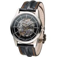 漢米爾頓 Hamilton 永恆經典鏤空腕錶 H40655731 黑
