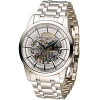 漢米爾頓 Hamilton 永恆經典鏤空腕錶 H40655151 白