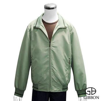 GIBBON 經典耐用輕量防風外套‧淺綠色M~L