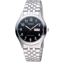 ORIENT 東方 古典優雅紳士腕錶 FUG1Y006B 黑
