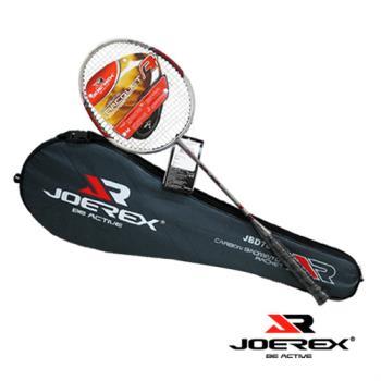 JOEREX。碳鋁合金一體成型羽球拍JBD701A