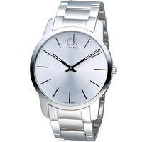 CK Calvin Klein 完美主義簡約石英腕錶 K2G21126