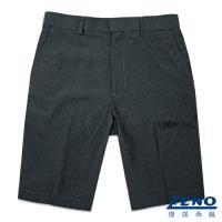 ZENO傑諾 涼感透氣親膚西裝短褲‧深灰條31~42