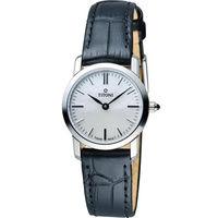 TITONI Slenderline 梅花錶超薄時尚女用錶 TQ42918S-ST-587 皮帶款