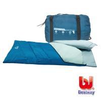 Bestway 77X31.5 雙層露營睡袋-68051