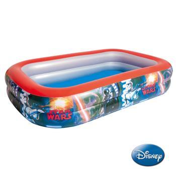 Disney迪士尼。星際大戰8.5x69x20戲水泳池91207