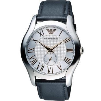 EMPORIO ARMANI 羅馬時光時尚腕錶 AR1984
