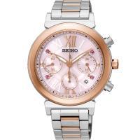 精工 SEIKO Lukia 華麗奇幻巴黎時尚腕錶 V175-0DR0K  SSC852J1 錶徑36mm