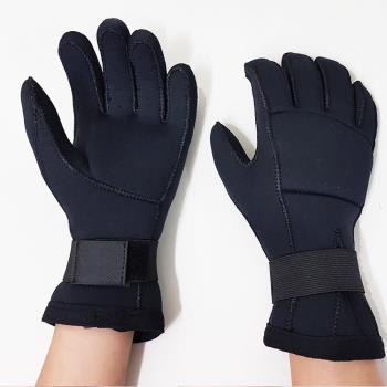 【輝武】100%台灣制造-加厚泡綿+潛水布-武術招式應用/拳擊打沙包/機車防水保暖多功能手套