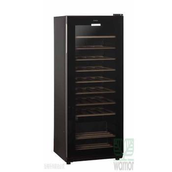 《海爾Haier》電子式恆溫儲酒冰櫃 (JC-167)