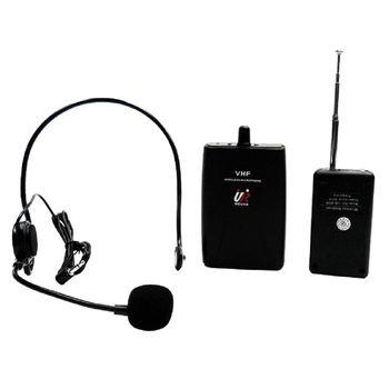 UR SOUND UR-202R 迷你攜帶式頭戴無線麥克風