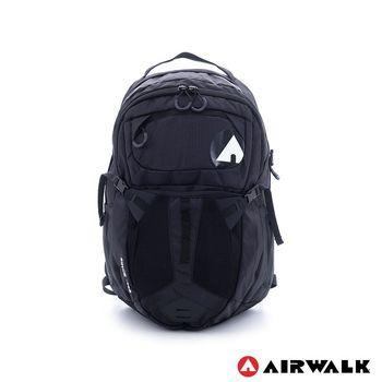 AIRWALK-甲蟲不飛 謢脊胸腰扣越野用筆電後背包