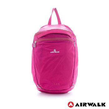 AIRWALK- 完美的一天 風衣式隨行輕量春捲小後背包