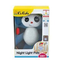 〔 香港 Ks Kids 〕可愛造型夜燈-貓熊 (需自備電池) SB00416