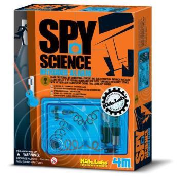 【4M】科學探索系列 - 間諜警報器 00-03246