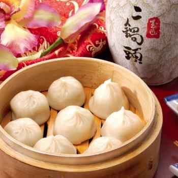 【禎祥食品】小籠湯包 (約50粒)
