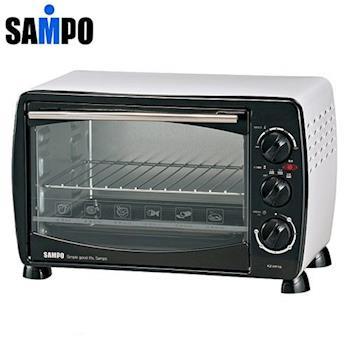 SAMPO聲寶 19公升中型烤箱 KZ-HF19 /KZHF19