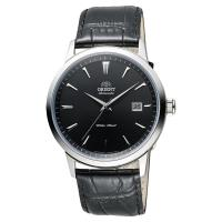 ORIENT 東方錶 DATE系列日期顯示機械錶 黑 41mm FER27006B