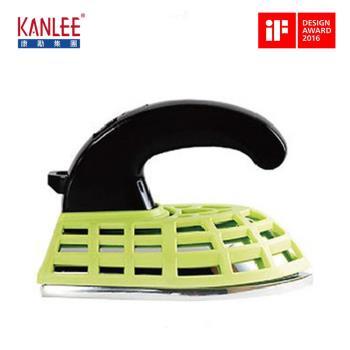 【康勵Kanlee】智慧溫控小熨斗/電熨斗(綠)A5-168
