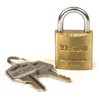 YESON - 復古超經典型旅用鑰匙鎖 MG-2507