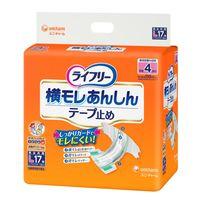 來復易 透氣防漏超安心魔術氈紙尿褲(L)(17片 x 4包/箱)