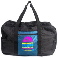 YESON - 可折疊旅行購物袋 - 二色可選528-23