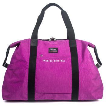 YESON -高單數防撥水尼龍布旅行袋-四色可選 MG-350