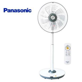 Panasonic國際牌nenoeX 14吋極靜型DC直流風扇 F-H14EXD