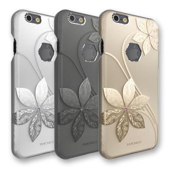【TEICNEO】iPhone 6 / iPhone 6S吋一體成型 航太鋁合金保護殼
