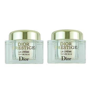 Christian Dior 迪奧  精萃再生花蜜豐潤乳霜 5ml  2入
