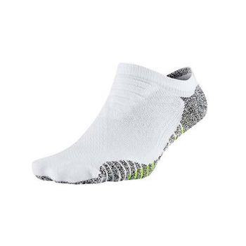 【NIKE】女GRIP輕質短襪-慢跑 路跑 襪子 短襪 一雙入 白綠黑